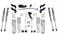 "Kit de Levante de Suspensión 3,5"" Con Amortiguadores FOX 2.0 Jeep Wrangler JK (07-18) - Rubicon Express + FOX"